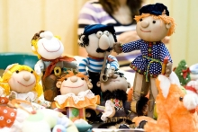 Изготовление кукол. Курсы для увлеченных