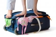 Лето. Пакуем чемоданы