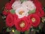 Букеты из конфет - Сладкие розы