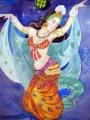 Восточный танец. Носиковой Елены.