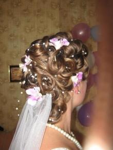 Лика Денисова свадебный стилист