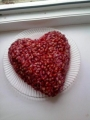 Сердце красавицы- на День Святого Валентина