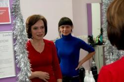 Наталья Снигирь салон красоты Орхидея Фрязино